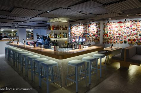 Modern Kitchen Restaurant by Viet Kitchen Modern Restaurant Bar In Hong