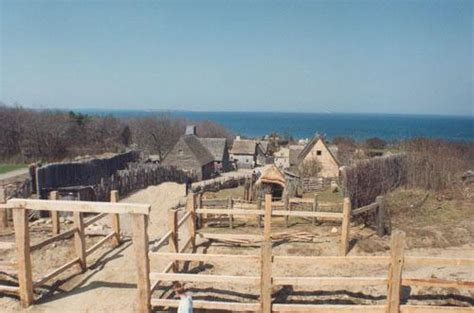 where is the plymouth colony pilgrim colony at plymouth mind42