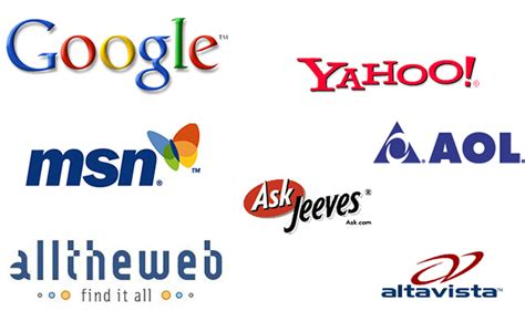 Search Engines As Search Engine Images