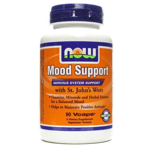Murah Now Foods Mood Support 90 Veggie Caps now foods mood support with st johns wort 90 vegetable capsules