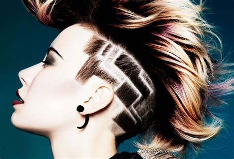 Hairstyle Tools Designs by 17 Side Undercut Hairstyle Designs Clipper Patterns