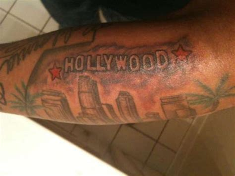 hollywood tattoo tattoo collections