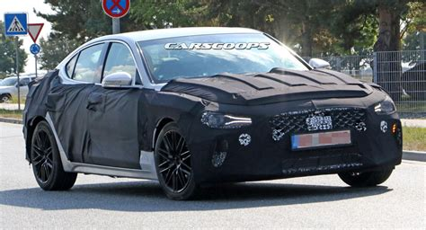 Gamis Model G70 genesis g70 is the korean answer to the bmw 3 series