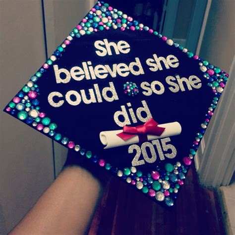 Graduation Caps Decorated by 50 Cool Graduation Cap Ideas Hative