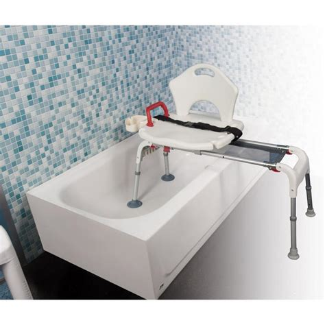 toilet to tub sliding transfer bench folding universal sliding transfer bench white drive