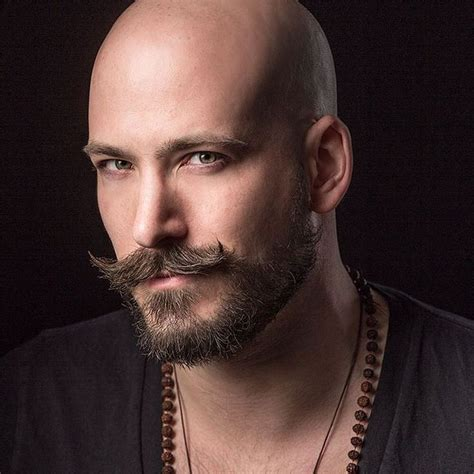 bald head goatee styles light skinnex the 25 best ideas about shaved head and beard on