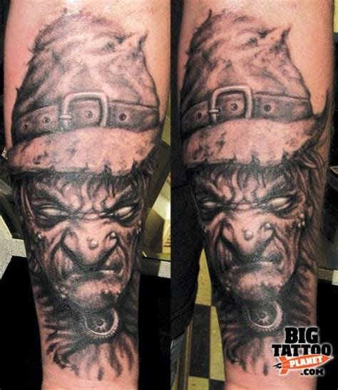 tattoo removal school new york the dark side of liorcifer black and grey tattoo big
