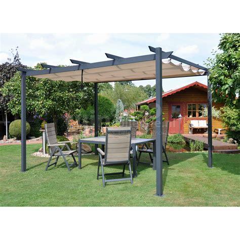 Gartenpavillon 4 X 3 by Pergola 3x4