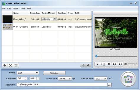 any video joiner free download full version imtoo video joiner 2 1 0 0823 software digital digest