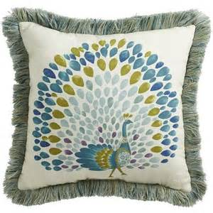 calliope peacock pillow pier 1 imports