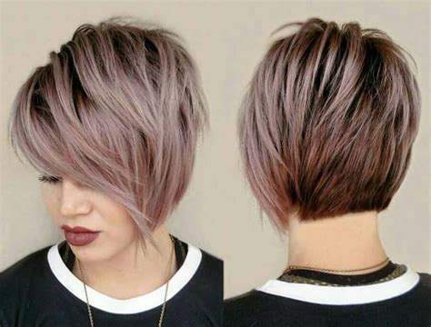 pictures of pixie haircuts back and fromt 4 ways to rock a long pixie cut