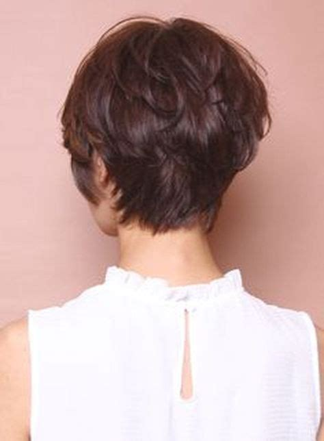 pics of the back of a pixie clipper cut best 25 undercut pixie haircut ideas on pinterest