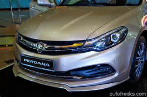 Proton Perdana 2016 Proton Perdana Launched Priced From Rm113
