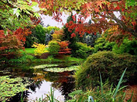 Botanical Gardens Vancouver Vandusen Botanical Gardens Vancouver Canada Pixdaus