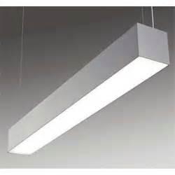 Suspended Light Fixtures Architectural Lighting Works Lightplane 2 Lamp 8 Ft T5