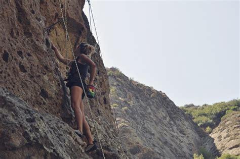 malibu creek climbing malibu creek state park trip report