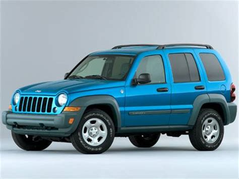 2005 Jeep Liberty Value 2005 Jeep Liberty Sport Utility 4d Pictures And