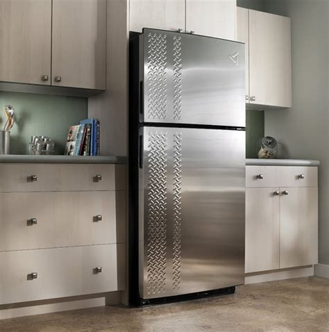 Cool Garages Pictures gladiator chillerator fridge is perfect for garages