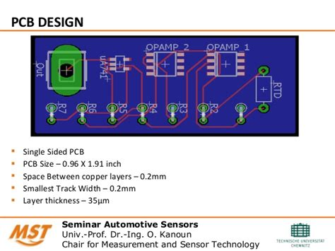 pcb layout design rules ppt wheatstone bridge circuit design and simulation for