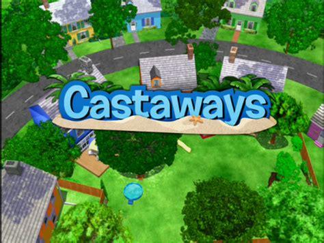 castaways the backyardigans wiki
