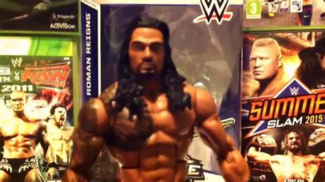 Reigns Elite 33 Fig Only reigns elite 33 figure review jjwreviews