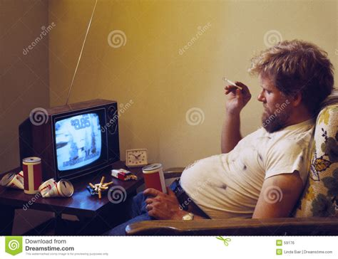slob on couch loathsome slob royalty free stock image image 59176