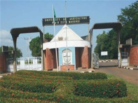 Acceptance Letter For Of Agriculture Makurdi Fuam Screening For 2016 2017 Admission Registration Now Open Magbodo