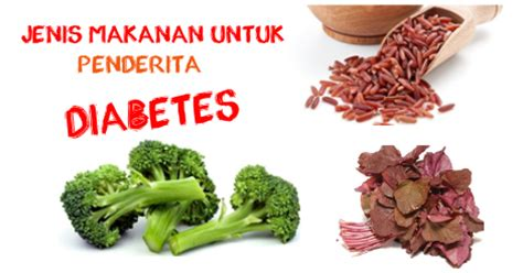 daftar makanan penderita diabetes   aman