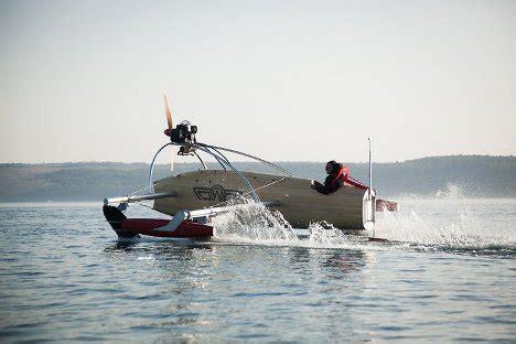 small hydrofoil boat for sale retro look hydrofoil speedboat crazy fast crazy sexy