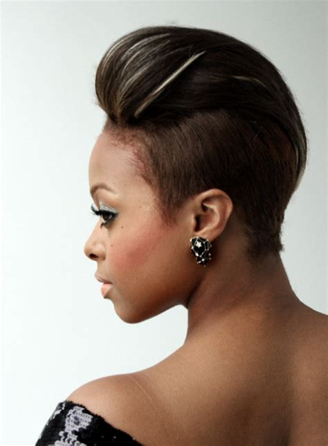 mohawks and thin hair mohawk hairstyles for black women couture pictures