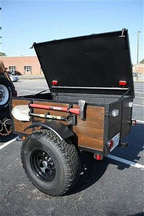 jeep utility trailer 641 best cer trailers images on pinterest