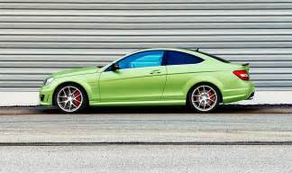 official 2015 mercedes c63 amg coupe legacy edition