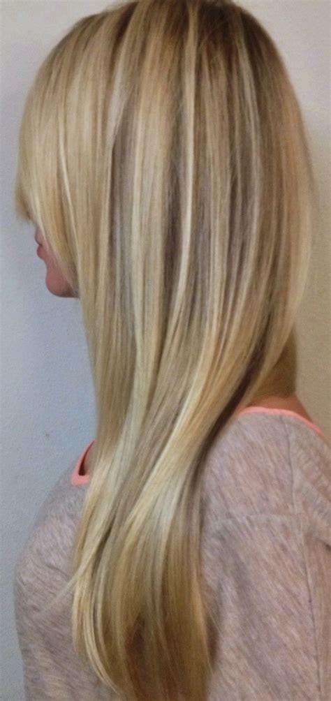 blonde hair platinum highlights blonde hair with platinum highlights hurr pinterest