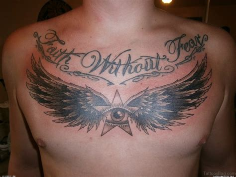 tattoos with wings 70 stylish wings for chest