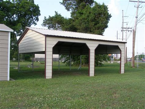 Aluminum Car Port by Metal Roofre Metal Roof Carports