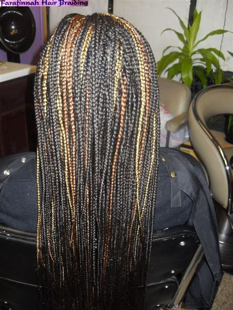 where to find mixed color braiding hair multi colored box braids yelp