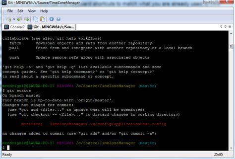 git api tutorial tutorial setting up an awesome git cli environment on
