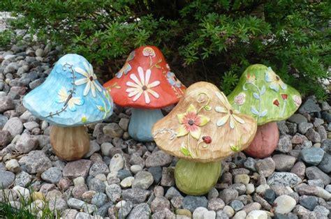 Mushroom Garden Decor Magic Mushrooms Pinterest Mushrooms In Vegetable Garden
