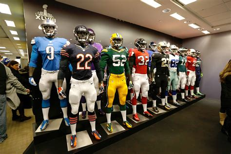 sports fan gear nfl jerseys cost 295 thanks to price increase from nike