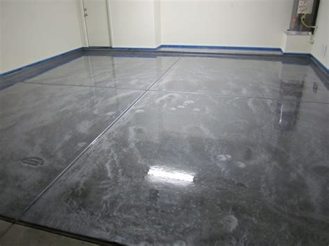 Epoxy Garage Floor Paint by Metallic Epoxy Garage Flooring In Arizona Garage
