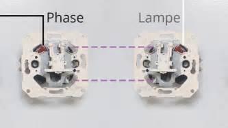 schaltplan wechselschalter mit 2 len wechselschaltung 3 schalter 1 le raum und