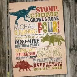 dinosaur invitation dinosaur dig printable dinosaur