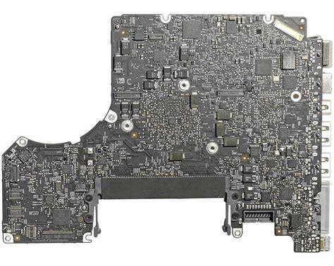 Ganti Logic Board Macbook Pro unibody macbook pro 13 quot logic board 2 5ghz i5 12 661 6588 820 3115