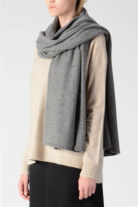 oversized scarf from new jersey by