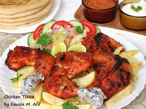 chicken tikka recipe dishmaps