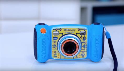Vtech Kidizoom Camera Pix Boost Their Creativity With