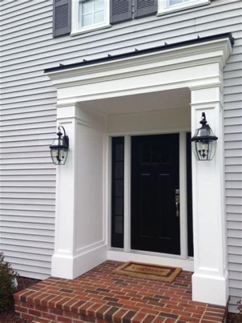 azek trim front door great ideas  upgrade  front