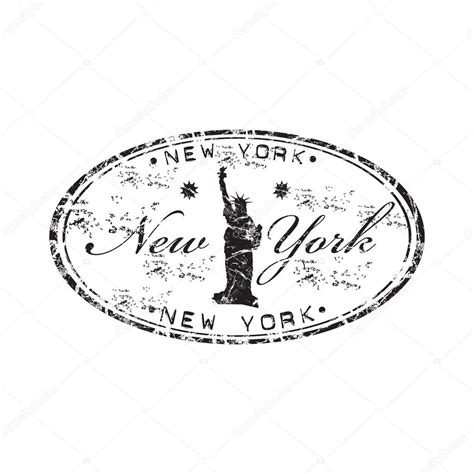 rubber sts nyc new york grunge stempel stockvektor 169 oxlock 30788233