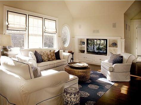 blue and cream living room cream navy and tan living room elsa soyars via