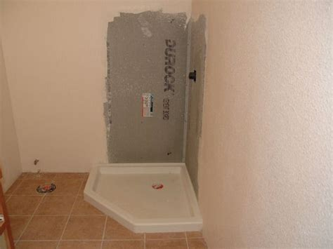 bathroom stall installation how to install an acrylic shower tray and stall acrylics